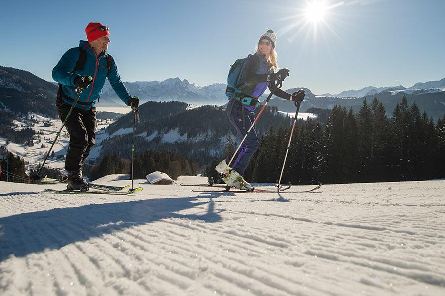 Skitourengehen in Lofer
