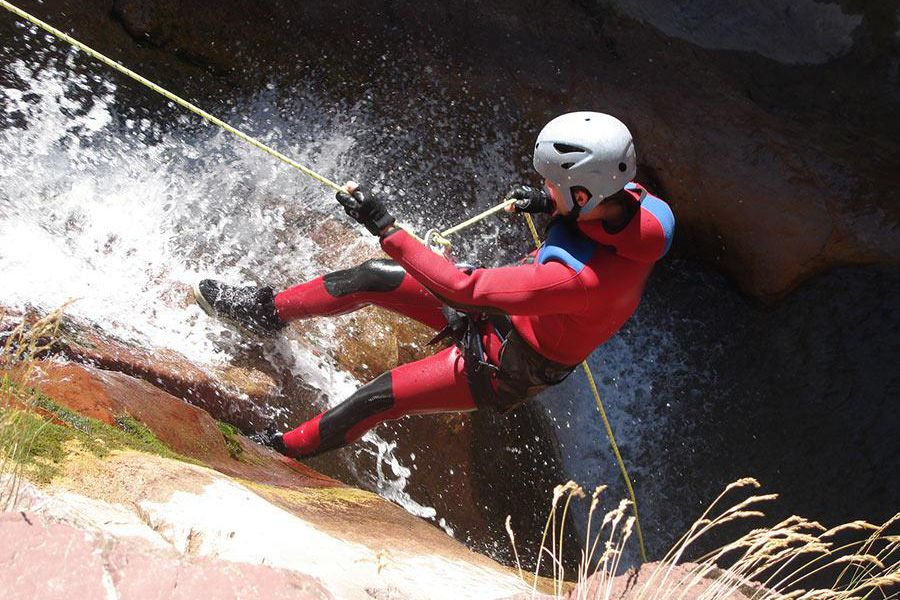 Canyoning in Lofer